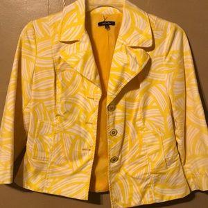 Super cute Rafaella Jacket Large